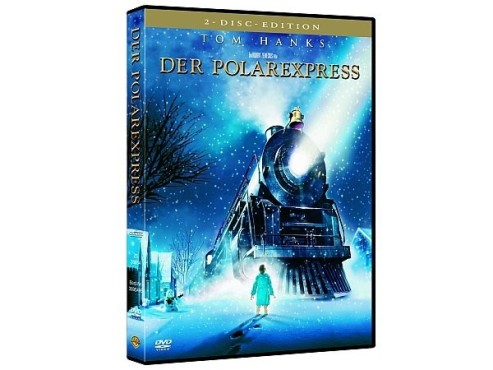 DVD - Der Polarexpress