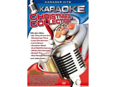 Karaoke-DVD Christmas Collection