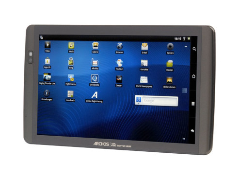 Archos 101 Internet Tablet 8GB © COMPUTER BILD