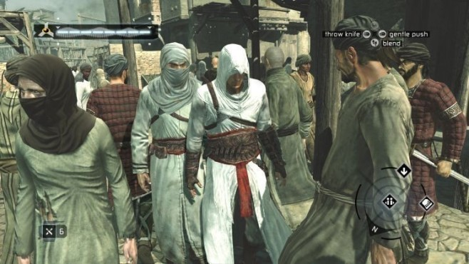 Actionspiel Assassin's Creed: Altair