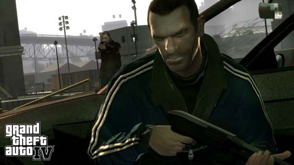 Actionspiel Grand Theft Auto 4: Niko Bellic