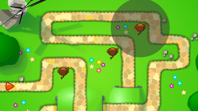 Bloons Tower Defense 5 © Nina Kiwi