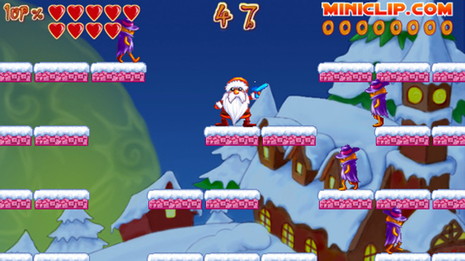 Deep Freeze © Miniclip