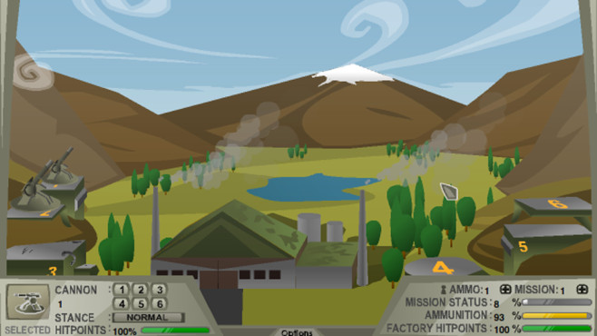Flash-Spiele: Invasion – Tactical Defense © Newgrounds