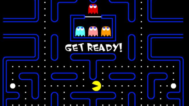 Pac-Man ©Atari