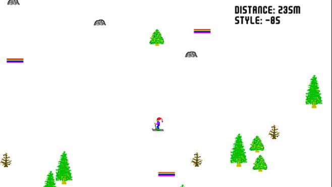 Ski Free ©Newgrounds