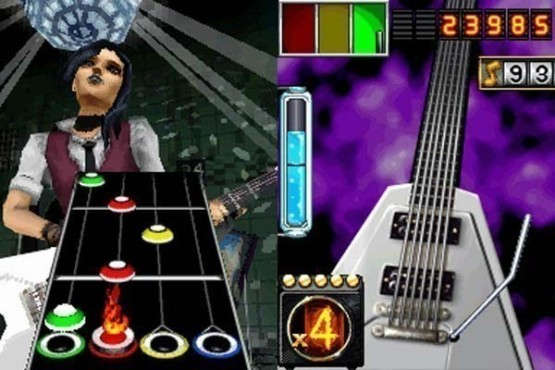 Musikspiel Guitar Hero – On Tour: Gitarre