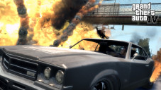 Actionspiel Grand Theft Auto 4: Explosion
