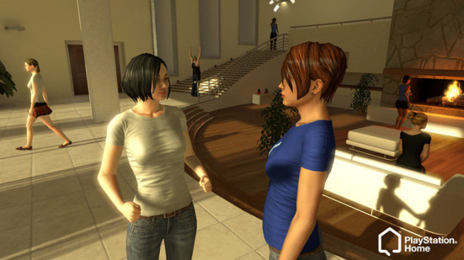 Playstation Home: Eigenheim