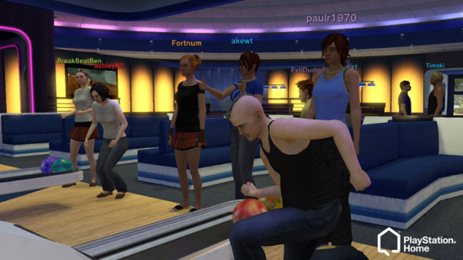 Playstation Home: Freude