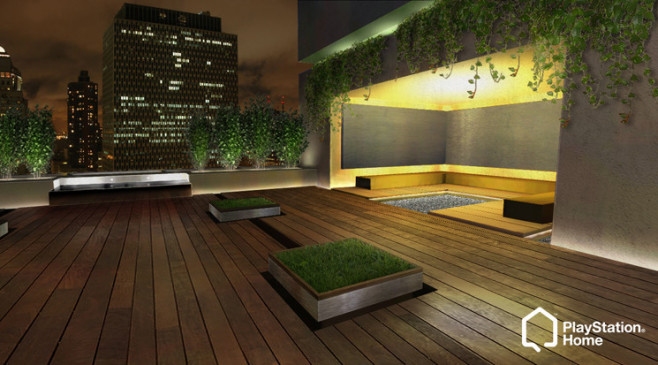 Playstation Home: Penthouse