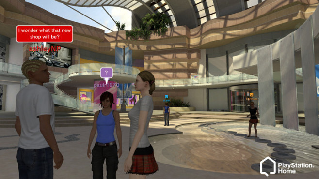 Playstation Home: Treffpunkt