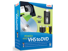 Roxio Easy VHS to DVD - Analoge Videos digitalisieren