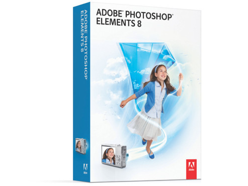 Adobe Photoshop Elements 8: Bildbearbeitungs-Programm