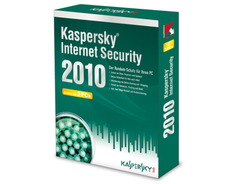 Kaspersky Internet Security 2010: Internet-Sicherheitspaket
