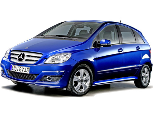 Mercedes B 180 NGT Blue Efficiency