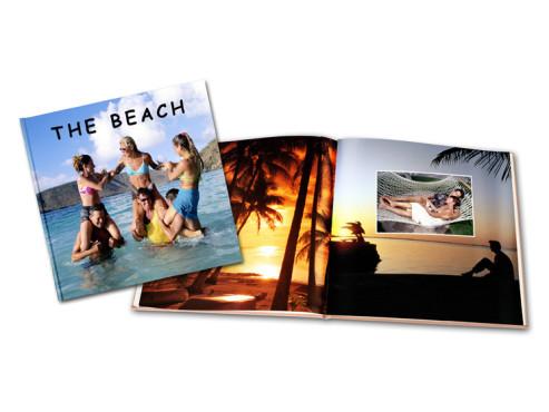 Pixum EasyBook: Fotobuch in DIN A4