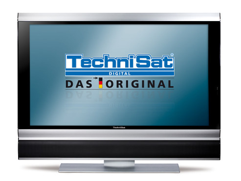 Technisat HDTV 40 Plus: Flachbildfernseher