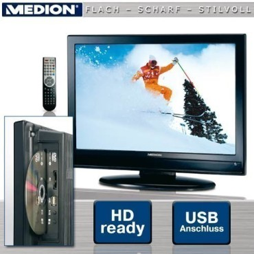 LCD-TV Medion Life P12007 mit DVD-Player