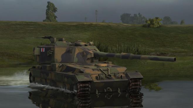 World of Tanks: Panzer ©wargaming.net