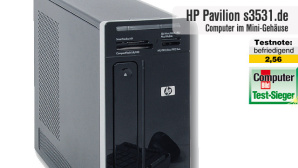 HP Pavilion s3531.de: Video zum Test