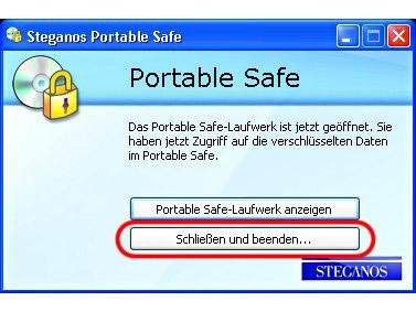 Anleitung: Datentresor auf einem USB-Stick erstellen
