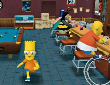 The Simpson's Hit & Run: Bart Simpson macht Springfield unsicher. Egal, ob im Auto oder zu Fuß.