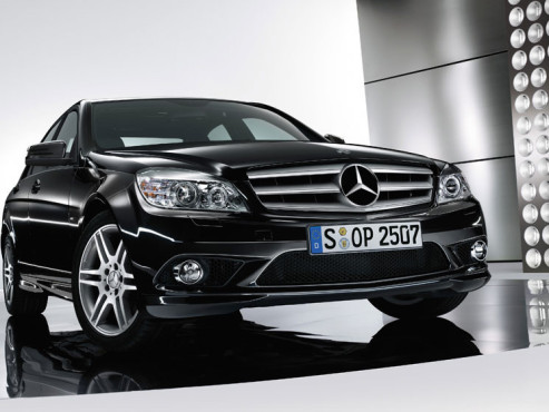 Mercedes C 250 CDI Blue Efficiency Prime Edition: 250 km/h Spitze