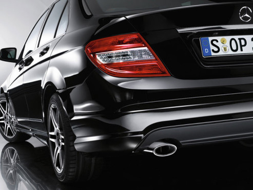 Mercedes C 250 CDI Blue Efficiency Prime Edition: mit Sicherheitssystem Pre-Safe