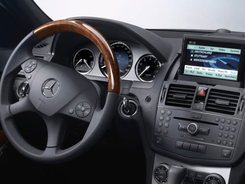 Hauptgewinn: Mercedes C 250 CDI Blue Efficiency Prime Edition