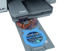 Hewlett-Packard D5460 CD Druck