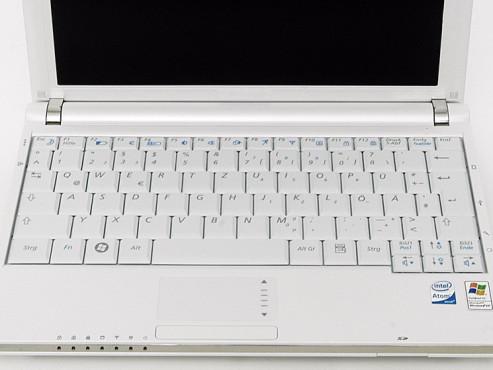 Notebook-Fallen: Tastatur ©COMPUTER BILD