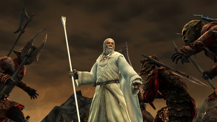 Lord Of The Ring Ps Conquest