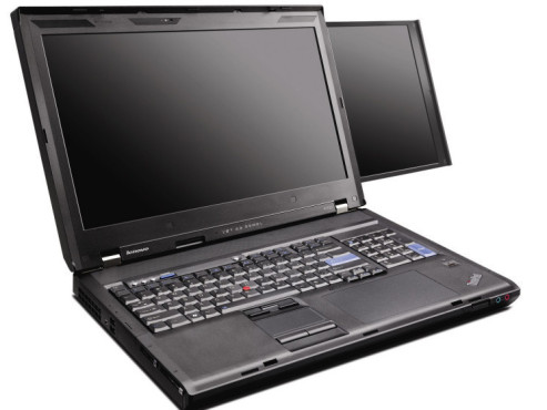 Lenovo: ThinkPad W7000ds