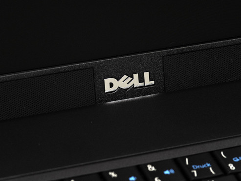 Dell Inspiron Mini 9: Logo