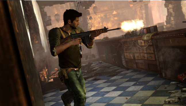Actionspiel Uncharted 2 – Among Thieves: AK