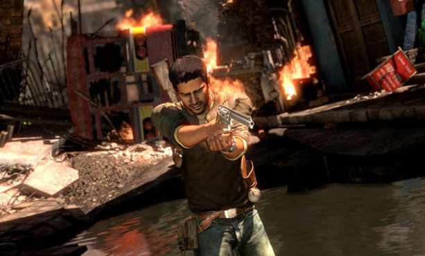 Actionspiel Uncharted 2 – Among Thieves: Drake