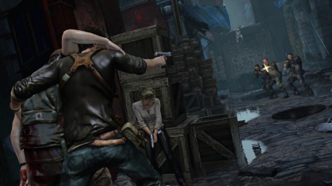 Actionspiel Uncharted 2 – Among Thieves: Hilfe