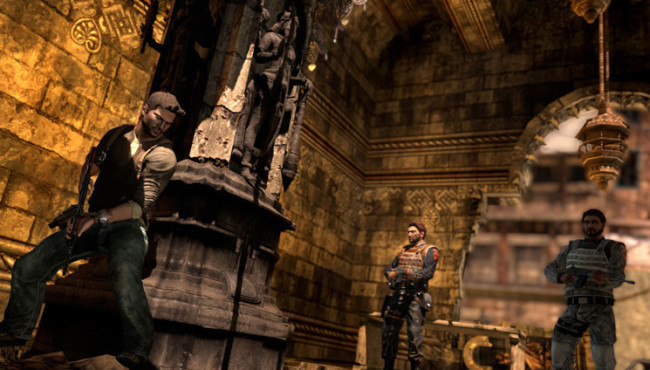 Actionspiel Uncharted 2 – Among Thieves: Soldaten