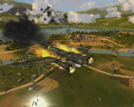 Actionspiel War Leaders – Clash of Nations: Bomber