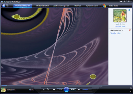 Media Player 11: Albumcover anzeigen