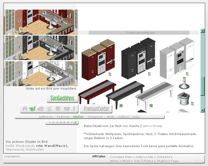 die sims 2: download-inhalte für eas simulation - computer bild spiele, Badezimmer ideen