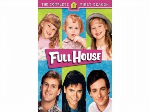 Full House – (Staffel 1, 5 DVDs)