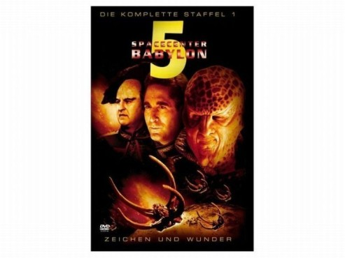 Spacecenter Babylon 5 – (Staffel 1, 6 DVDs)