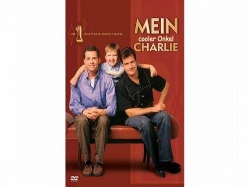 Two and a Half Men: Mein cooler Onkel Charlie – (Staffel 1, 4 DVDs)