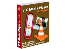 Screenshot PC-Programm VLC Player Portable