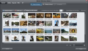 Magix Slideshow Maker – Kostenlose Vollversion