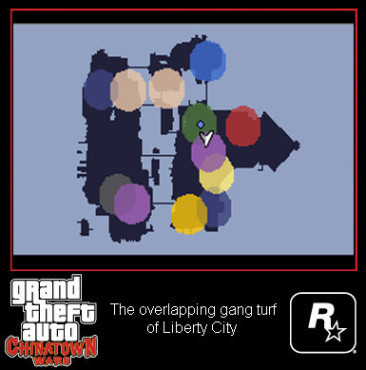Actionspiel Grand Theft Auto – Chinatown Wars: Gangs