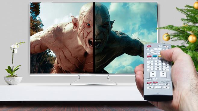 Ratgeber: Fernseher einstellen ©Smileus-Fotolia.com, Panasonic, Fotostudio Pfluegl-Fotolia.com,  mmphotographie.de-Fotolia.com