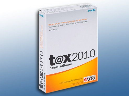Buhl Data Tax 2010 Standard